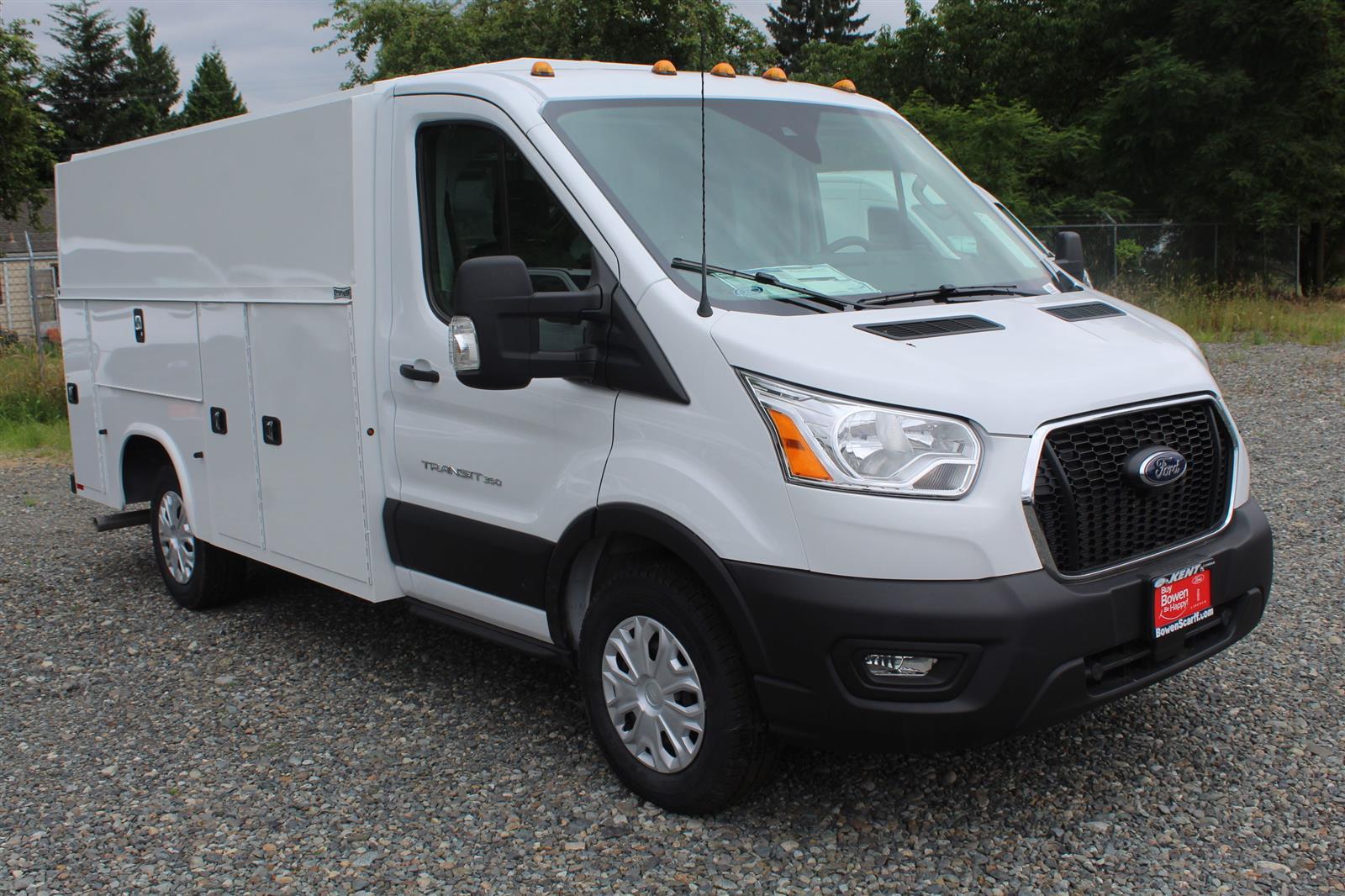 2020 Ford Transit 350 RWD, Knapheide KUV Service Utility Van #E9306 - photo 23