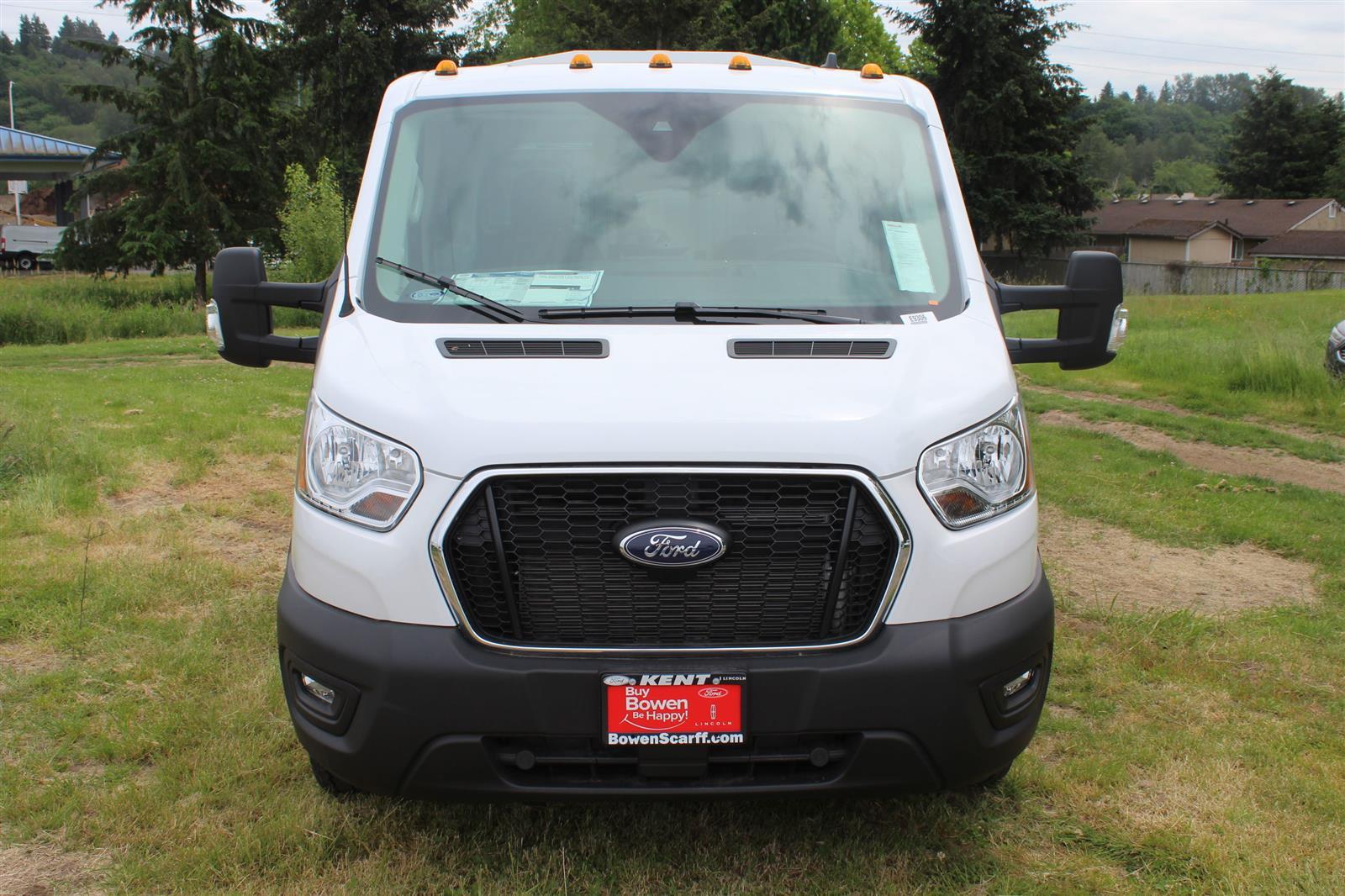 2020 Ford Transit 350 RWD, Knapheide KUV Service Utility Van #E9306 - photo 3