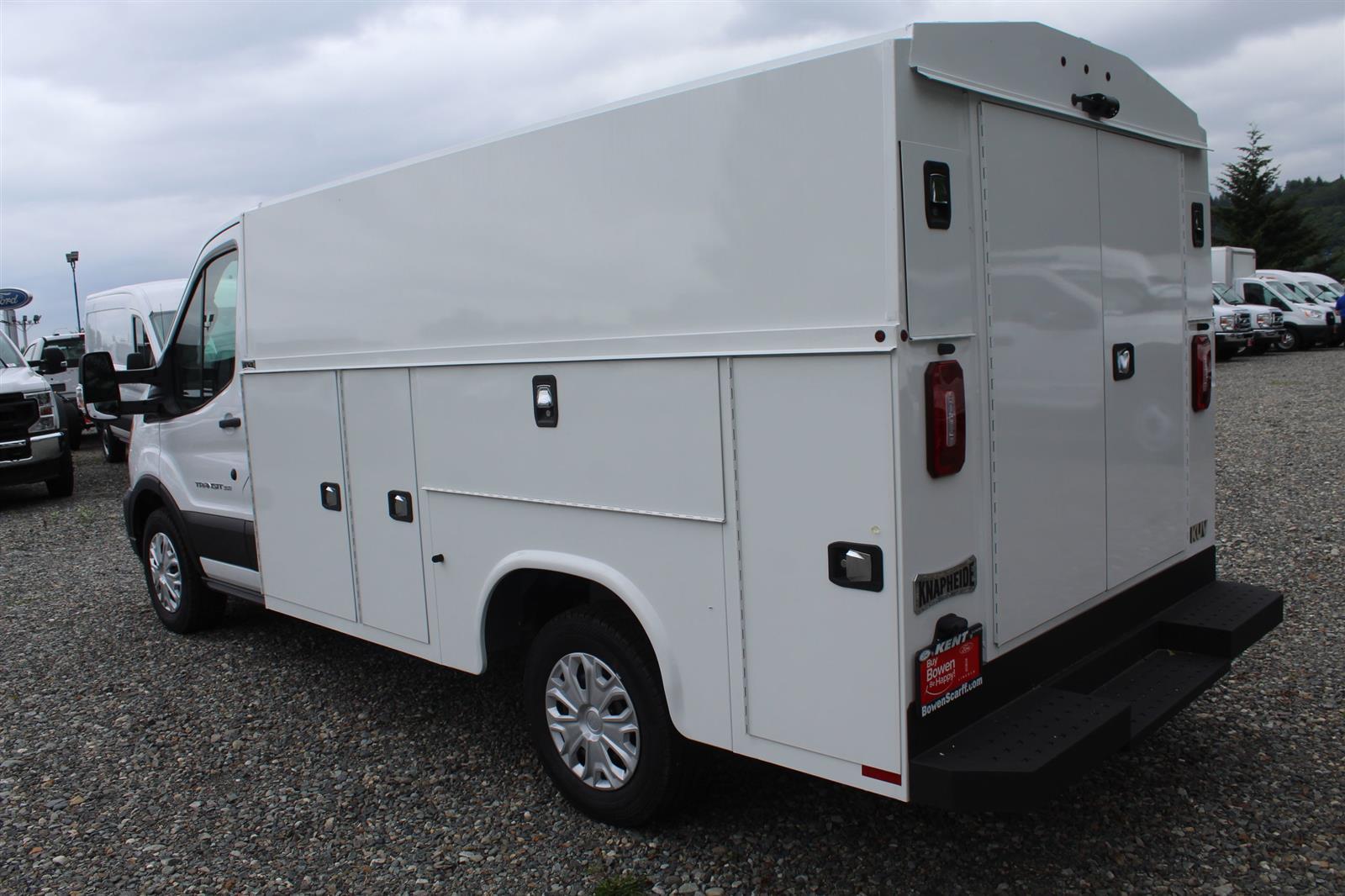 2020 Ford Transit 350 RWD, Knapheide Service Utility Van #E9306 - photo 1