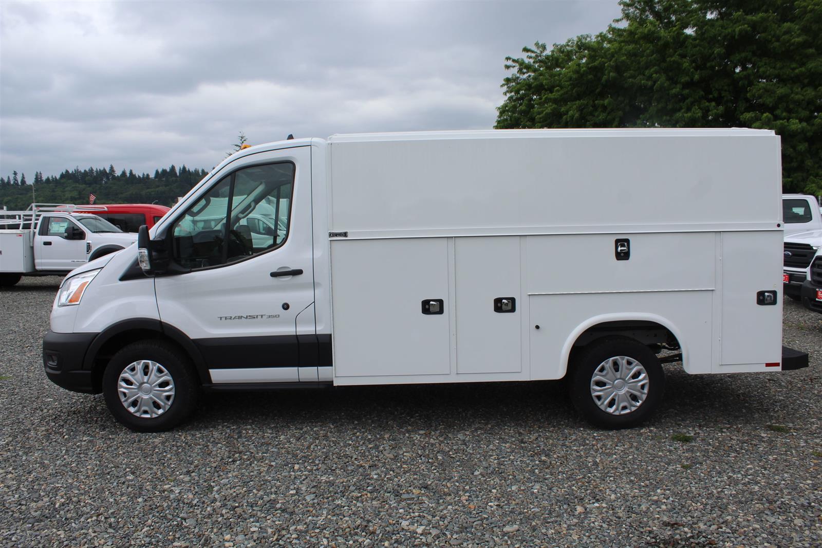 2020 Ford Transit 350 RWD, Knapheide KUV Service Utility Van #E9306 - photo 31