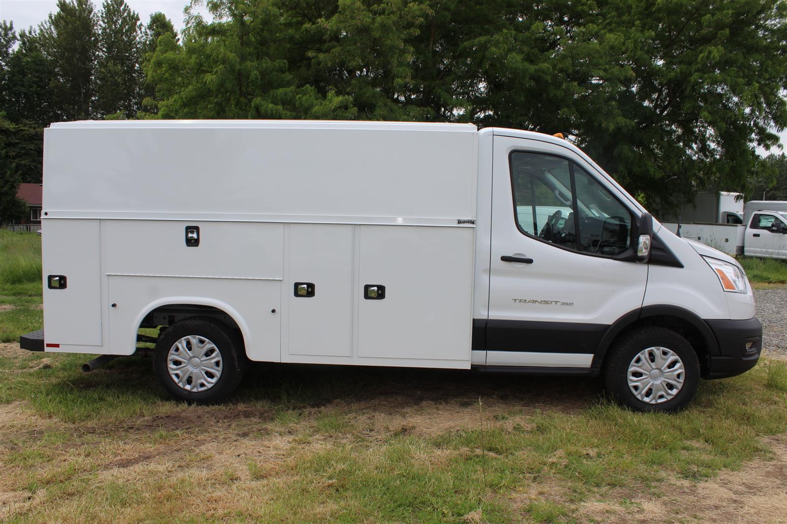 2020 Ford Transit 350 RWD, Knapheide KUV Service Utility Van #E9306 - photo 6