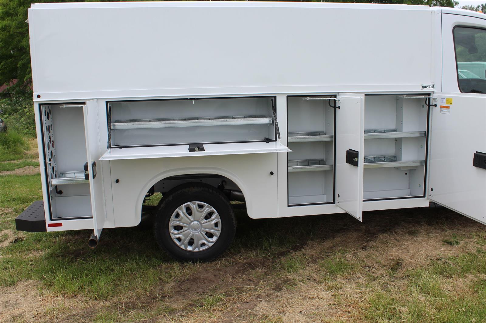 2020 Ford Transit 350 RWD, Knapheide KUV Service Utility Van #E9306 - photo 7