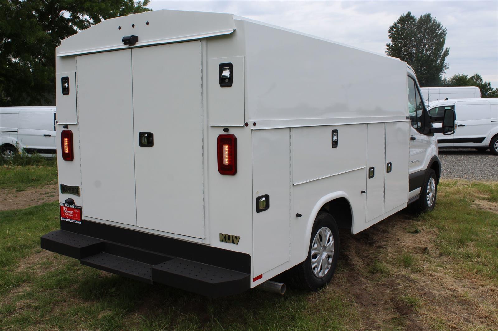 2020 Ford Transit 350 RWD, Knapheide KUV Service Utility Van #E9306 - photo 8