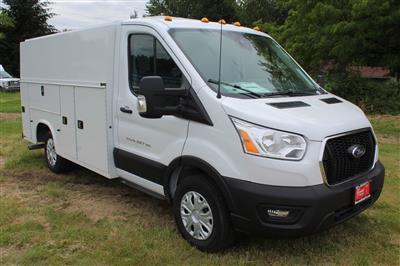 2020 Ford Transit 350 RWD, Knapheide KUV Service Utility Van #E9306 - photo 4