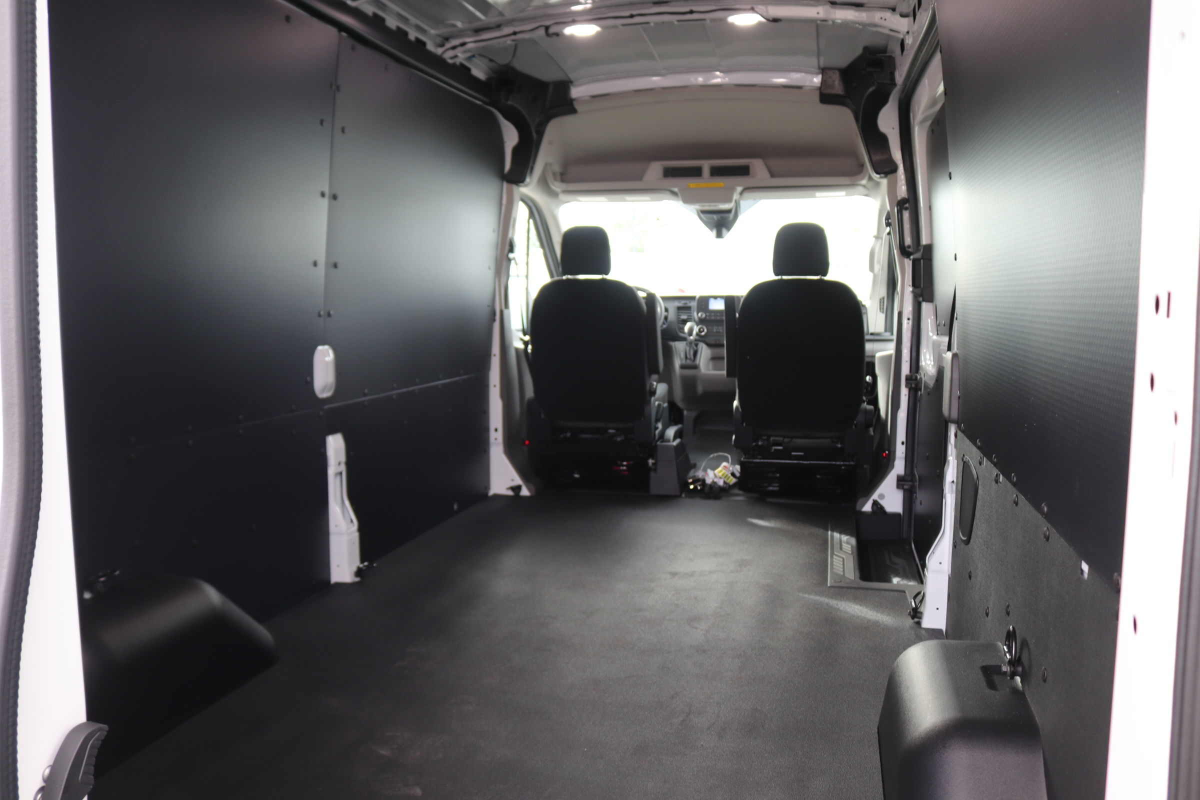 2020 Transit 250 Med Roof RWD, Empty Cargo Van #E9315 - photo 1
