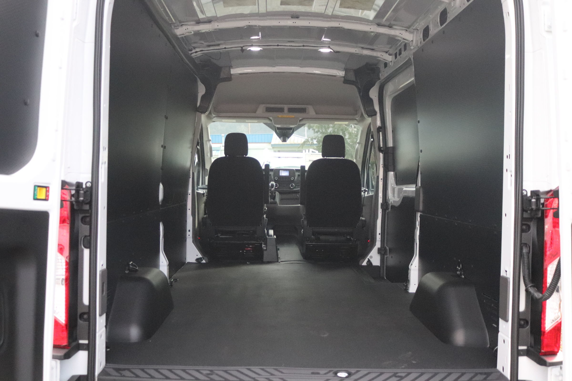 2020 Transit 250 Med Roof RWD, Empty Cargo Van #E9316 - photo 1