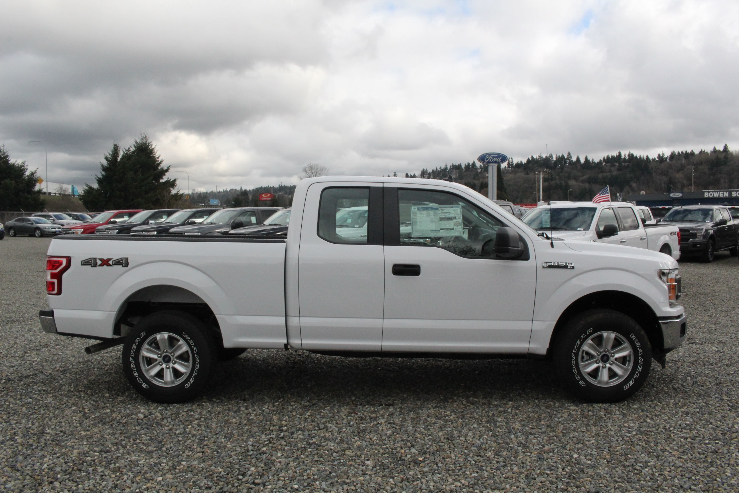 2020 F-150 Super Cab 4x4, Pickup #E9319 - photo 5