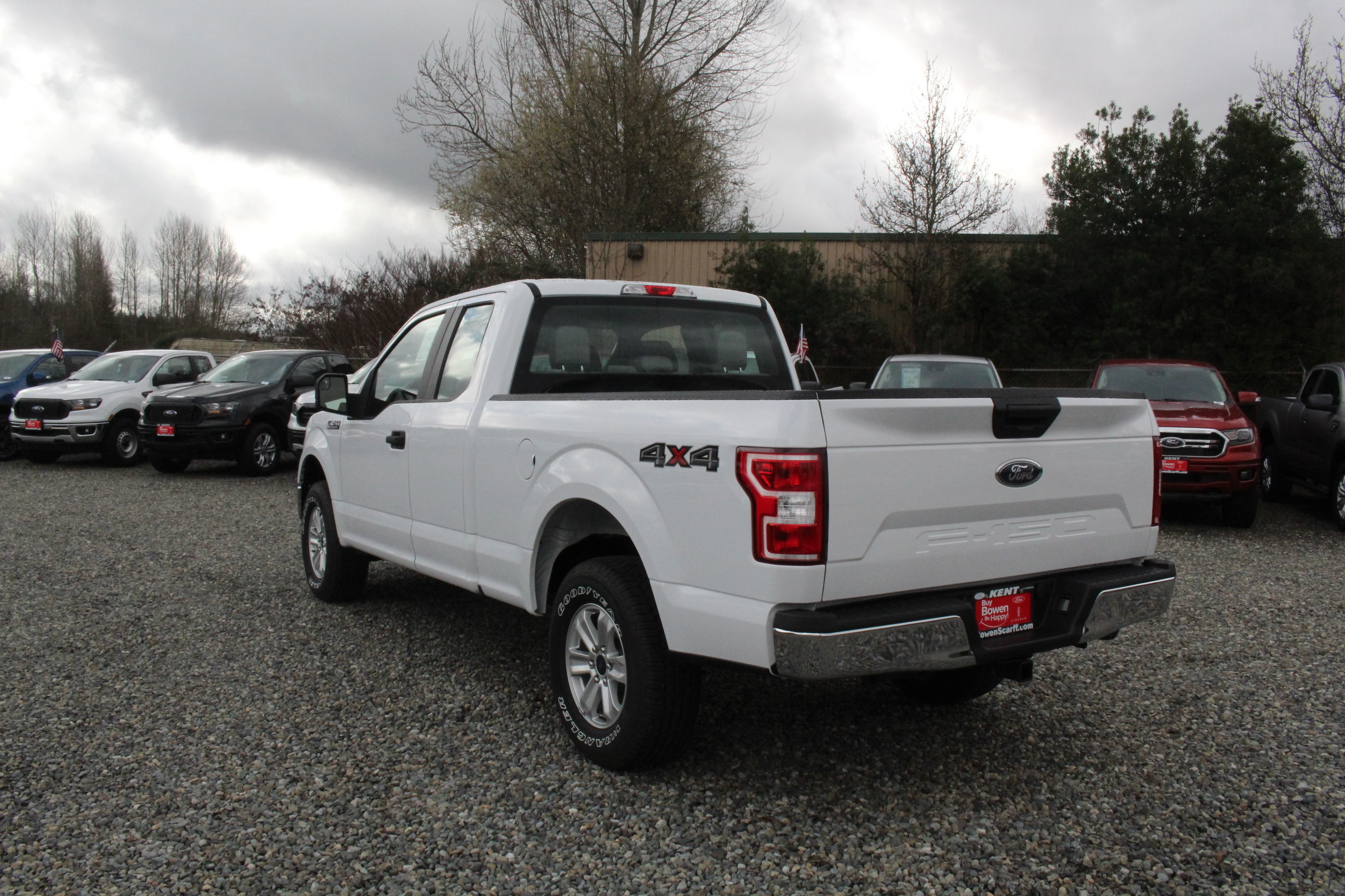 2020 F-150 Super Cab 4x4, Pickup #E9319 - photo 2