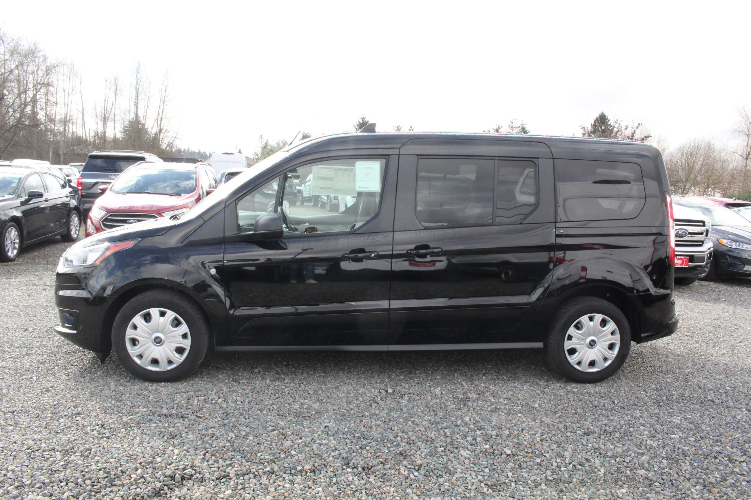 2020 Transit Connect, Passenger Wagon #E9320 - photo 9