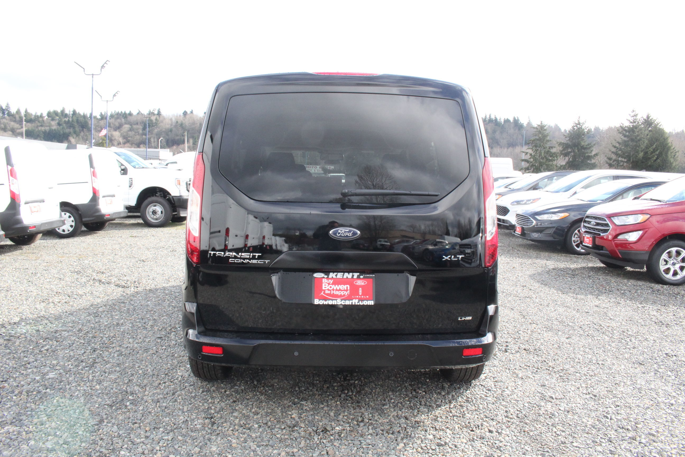 2020 Transit Connect, Passenger Wagon #E9320 - photo 8
