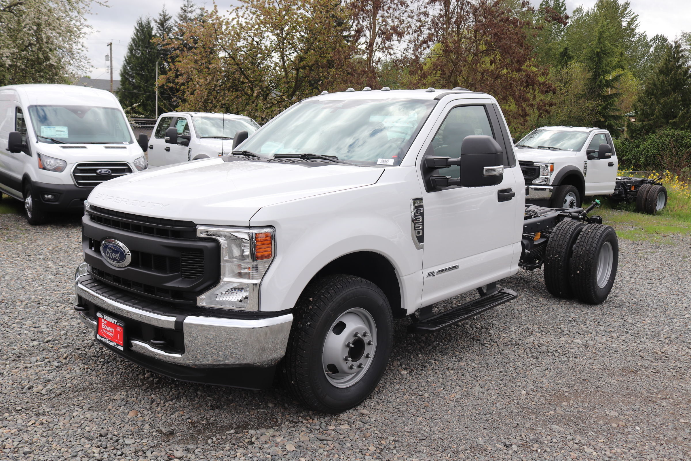 2020 Ford F-350 Regular Cab DRW 4x2, Cab Chassis #E9326 - photo 5