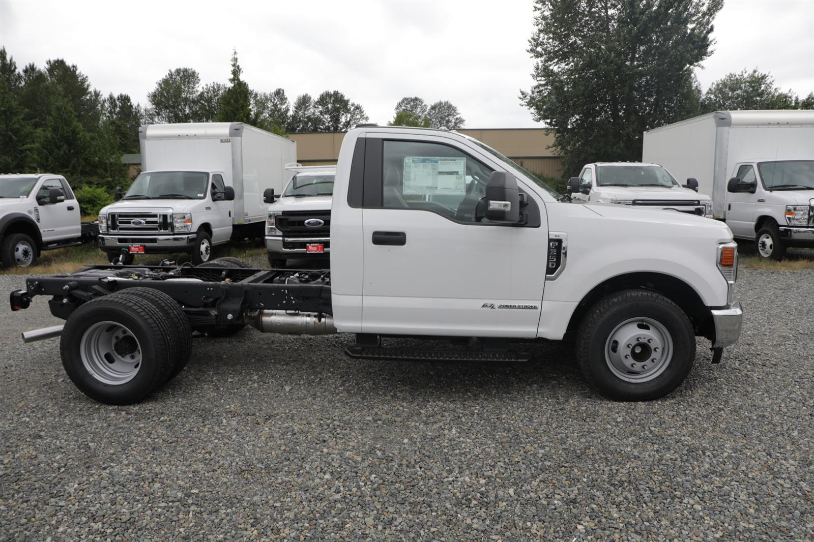 2020 Ford F-350 Regular Cab DRW 4x2, Cab Chassis #E9326 - photo 6