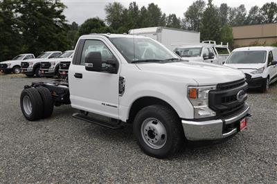 2020 Ford F-350 Regular Cab DRW 4x2, Cab Chassis #E9326 - photo 4