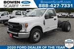 2020 Ford F-350 Regular Cab DRW 4x2, Cab Chassis #E9326 - photo 1