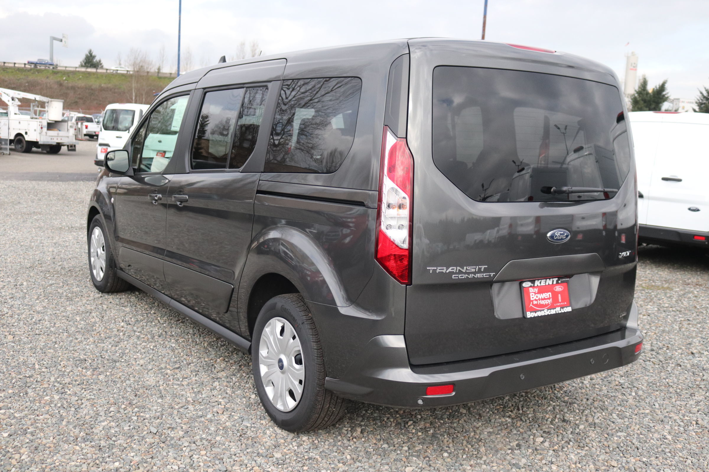 2020 Transit Connect, Passenger Wagon #E9336 - photo 1