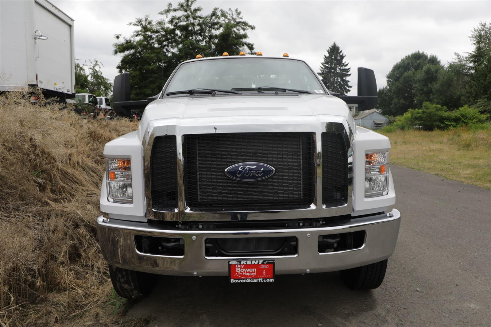 2021 Ford F-650 Regular Cab DRW 4x2, Cab Chassis #E9342 - photo 3