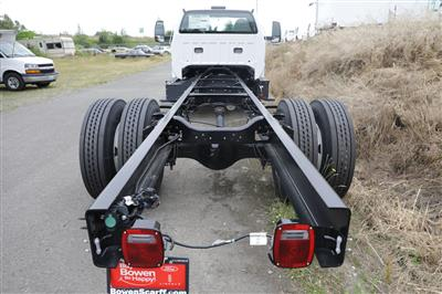2021 Ford F-650 Regular Cab DRW 4x2, Cab Chassis #E9342 - photo 8