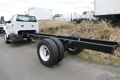 2021 Ford F-650 Regular Cab DRW 4x2, Cab Chassis #E9342 - photo 2