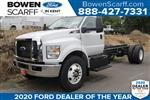 2021 Ford F-650 Regular Cab DRW 4x2, Cab Chassis #E9342 - photo 1