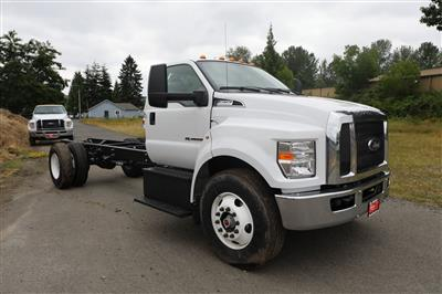 2021 Ford F-650 Regular Cab DRW 4x2, Cab Chassis #E9343 - photo 4