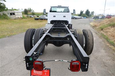 2021 Ford F-650 Regular Cab DRW 4x2, Cab Chassis #E9343 - photo 8