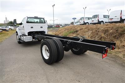 2021 Ford F-650 Regular Cab DRW 4x2, Cab Chassis #E9343 - photo 2