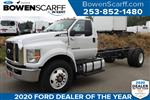 2021 Ford F-650 Regular Cab DRW 4x2, Cab Chassis #E9343 - photo 1