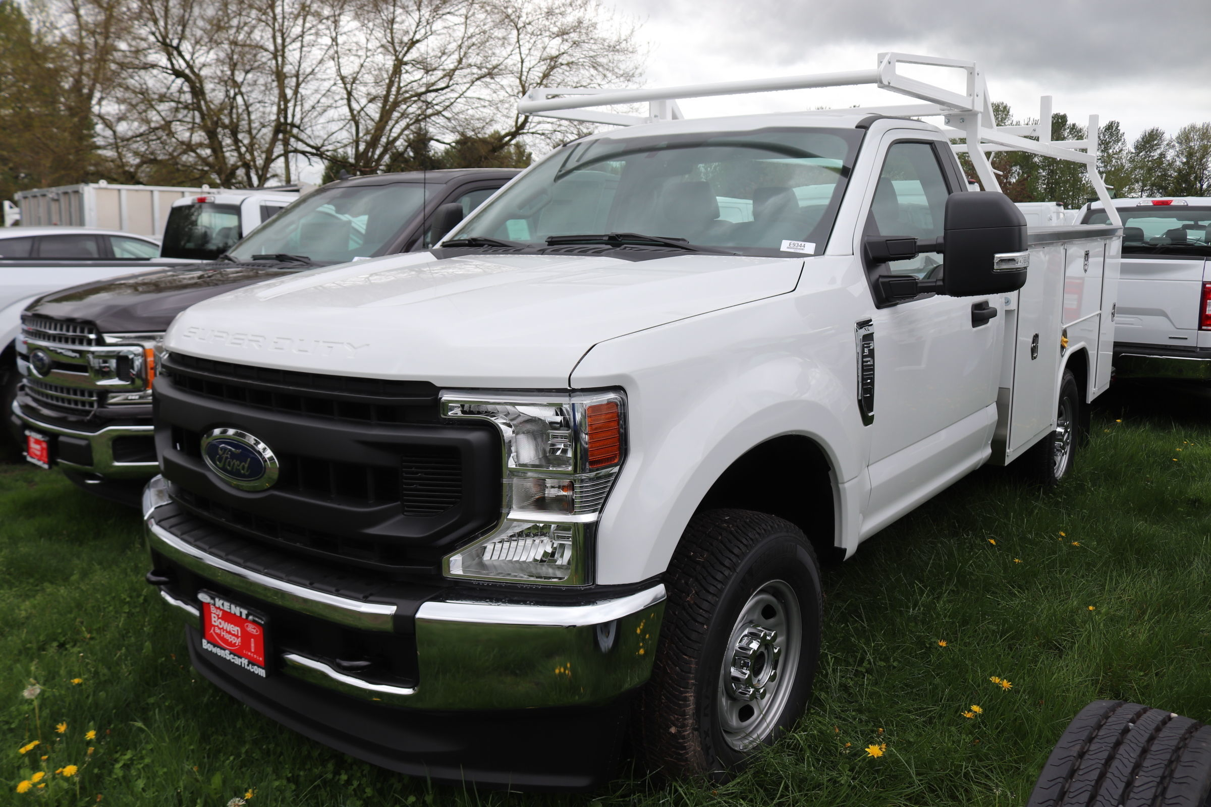 2020 F-250 Regular Cab 4x4, Harbor Service Body #E9344 - photo 1