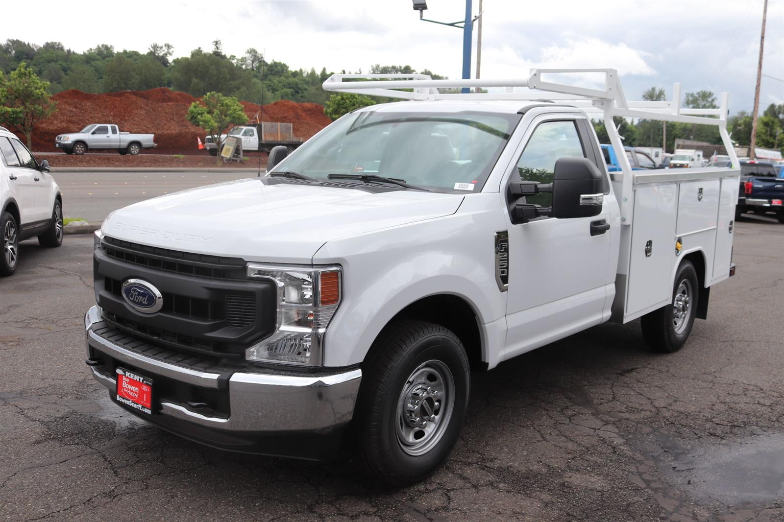 2020 F-250 Regular Cab 4x2, Harbor TradeMaster Service Body #E9345 - photo 1