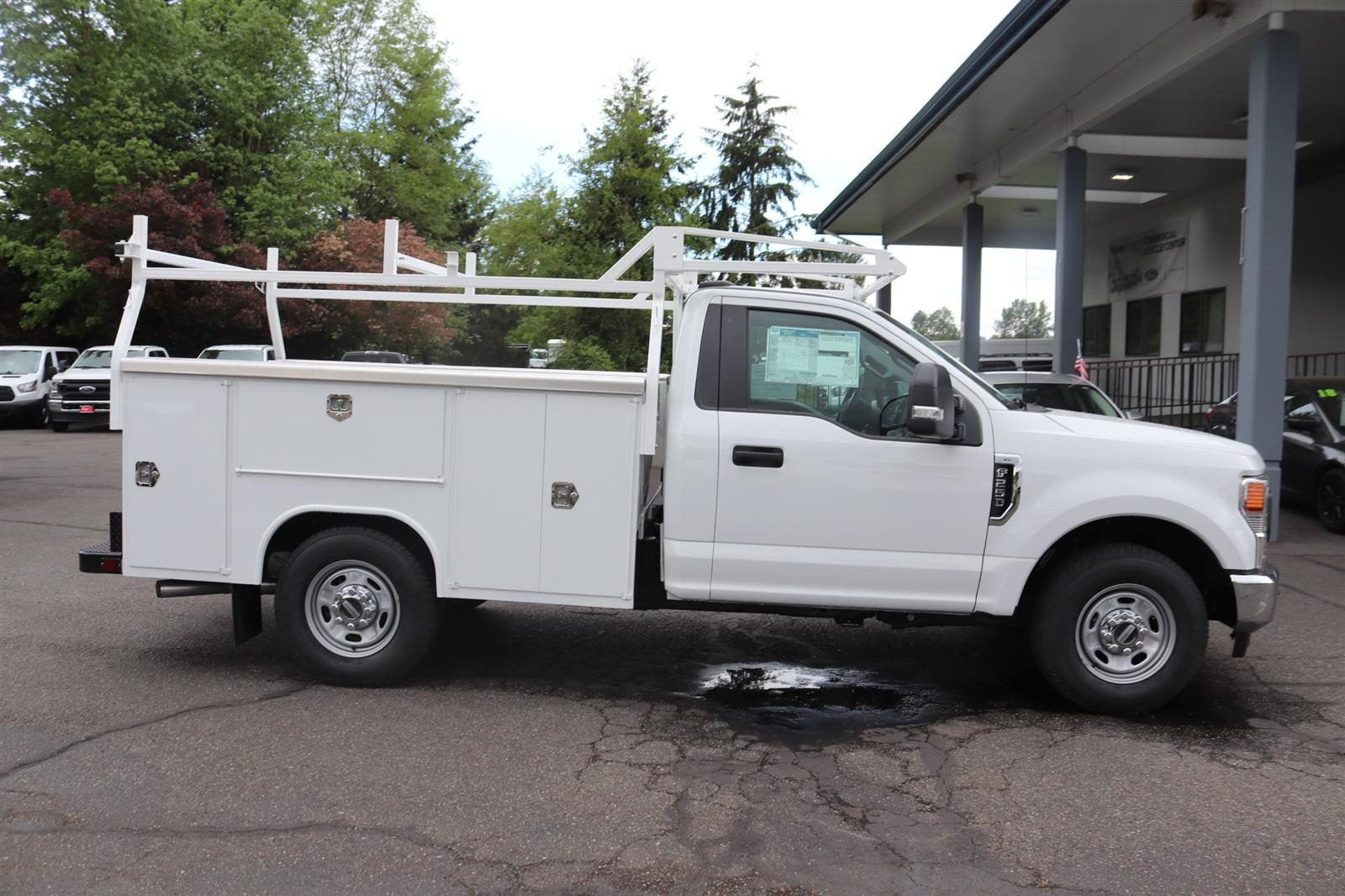 2020 F-250 Regular Cab 4x2, Harbor TradeMaster Service Body #E9345 - photo 5