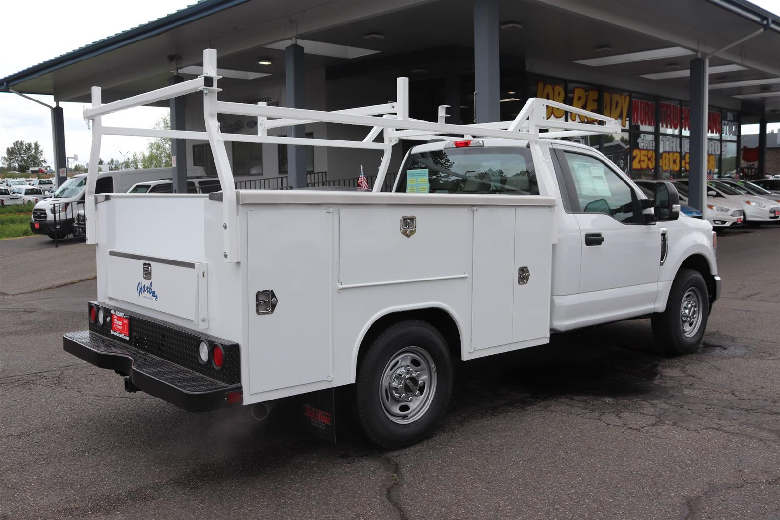 2020 F-250 Regular Cab 4x2, Harbor TradeMaster Service Body #E9345 - photo 6