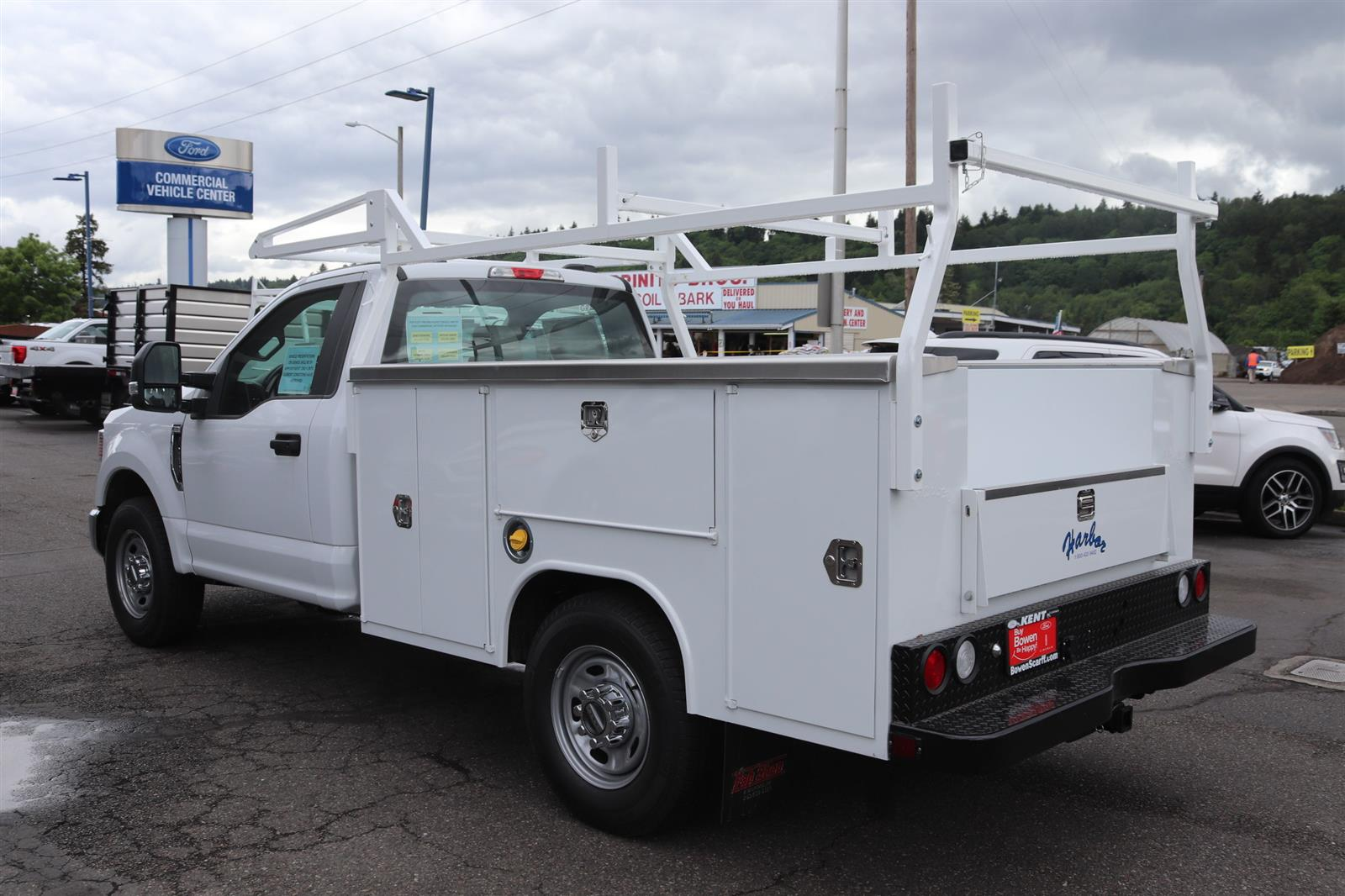 2020 F-250 Regular Cab 4x2, Harbor TradeMaster Service Body #E9345 - photo 2