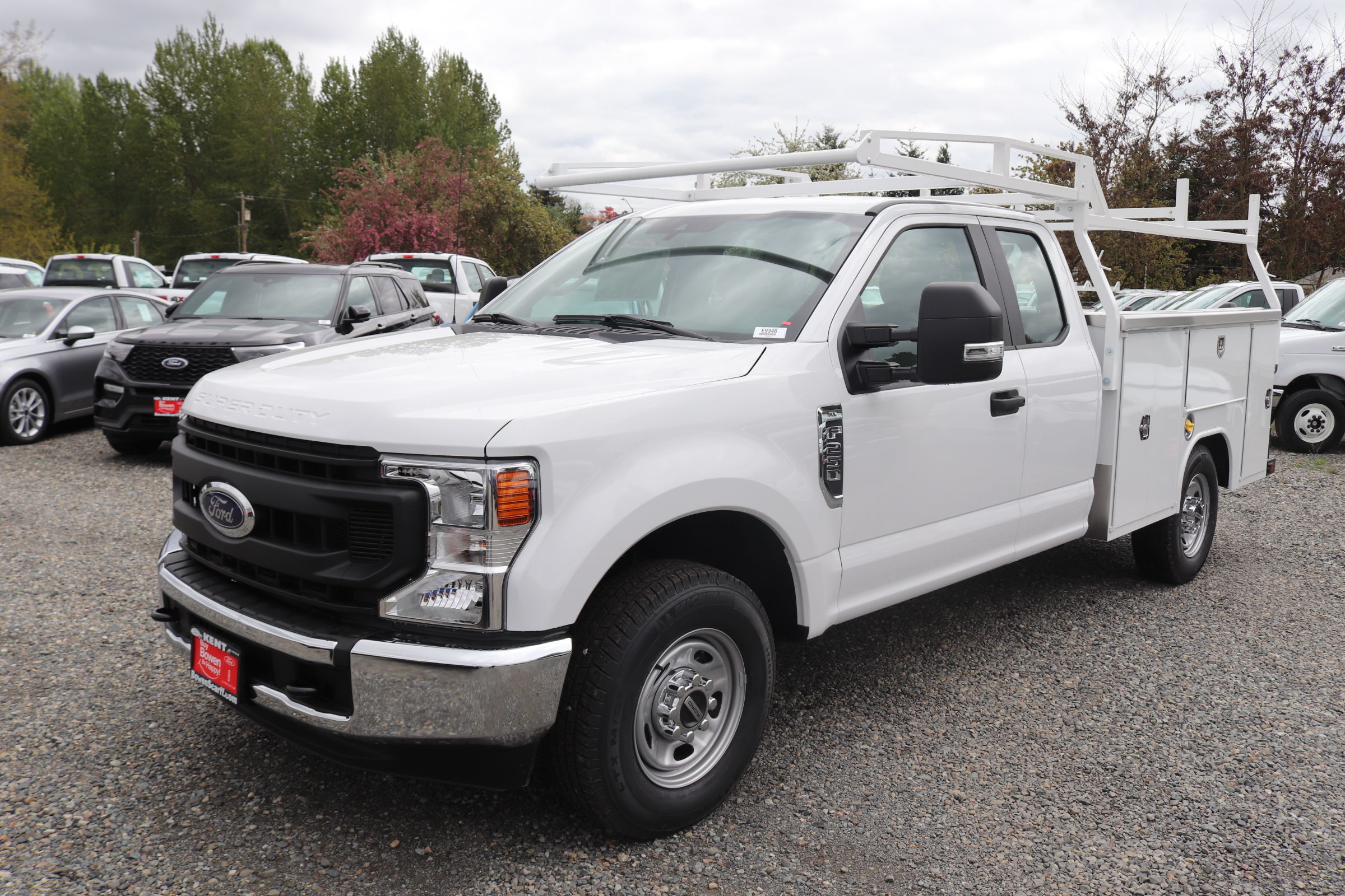 2020 F-250 Super Cab 4x2, Harbor Service Body #E9346 - photo 1