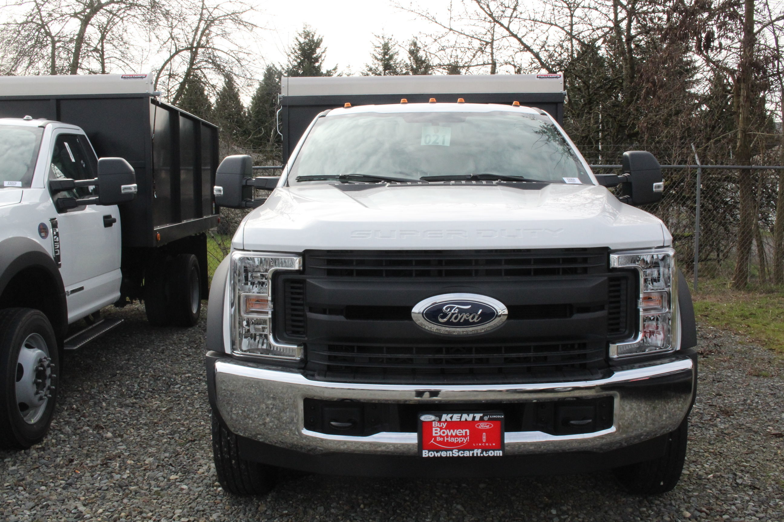 2020 Ford F-450 Crew Cab DRW 4x4, Landscape Dump #E9347 - photo 1
