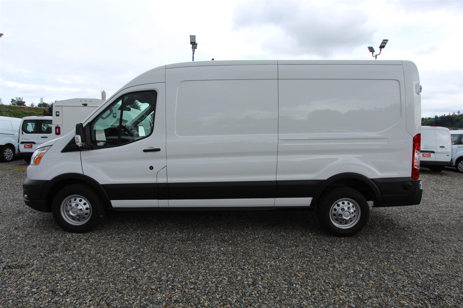 2020 Transit 250 Med Roof AWD, Empty Cargo Van #E9352 - photo 10
