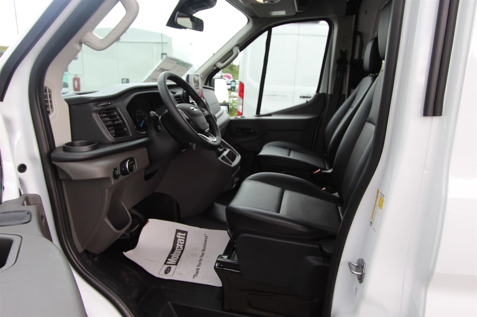 2020 Transit 250 Med Roof AWD, Empty Cargo Van #E9352 - photo 14