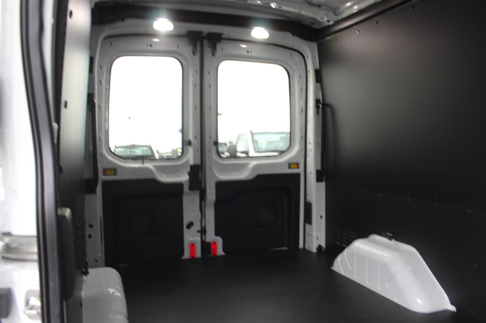 2020 Ford Transit 250 Med Roof AWD, Empty Cargo Van #E9352 - photo 7