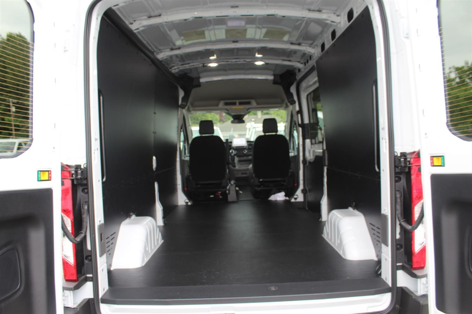 2020 Ford Transit 250 Med Roof AWD, Empty Cargo Van #E9352 - photo 2