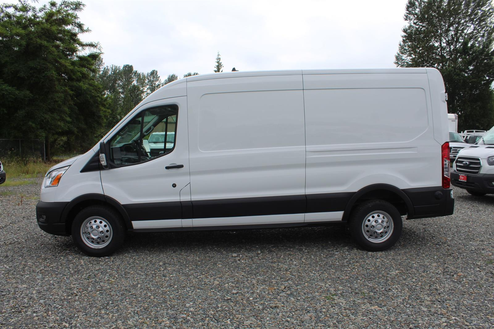 2020 Ford Transit 250 Med Roof AWD, Empty Cargo Van #E9352 - photo 12