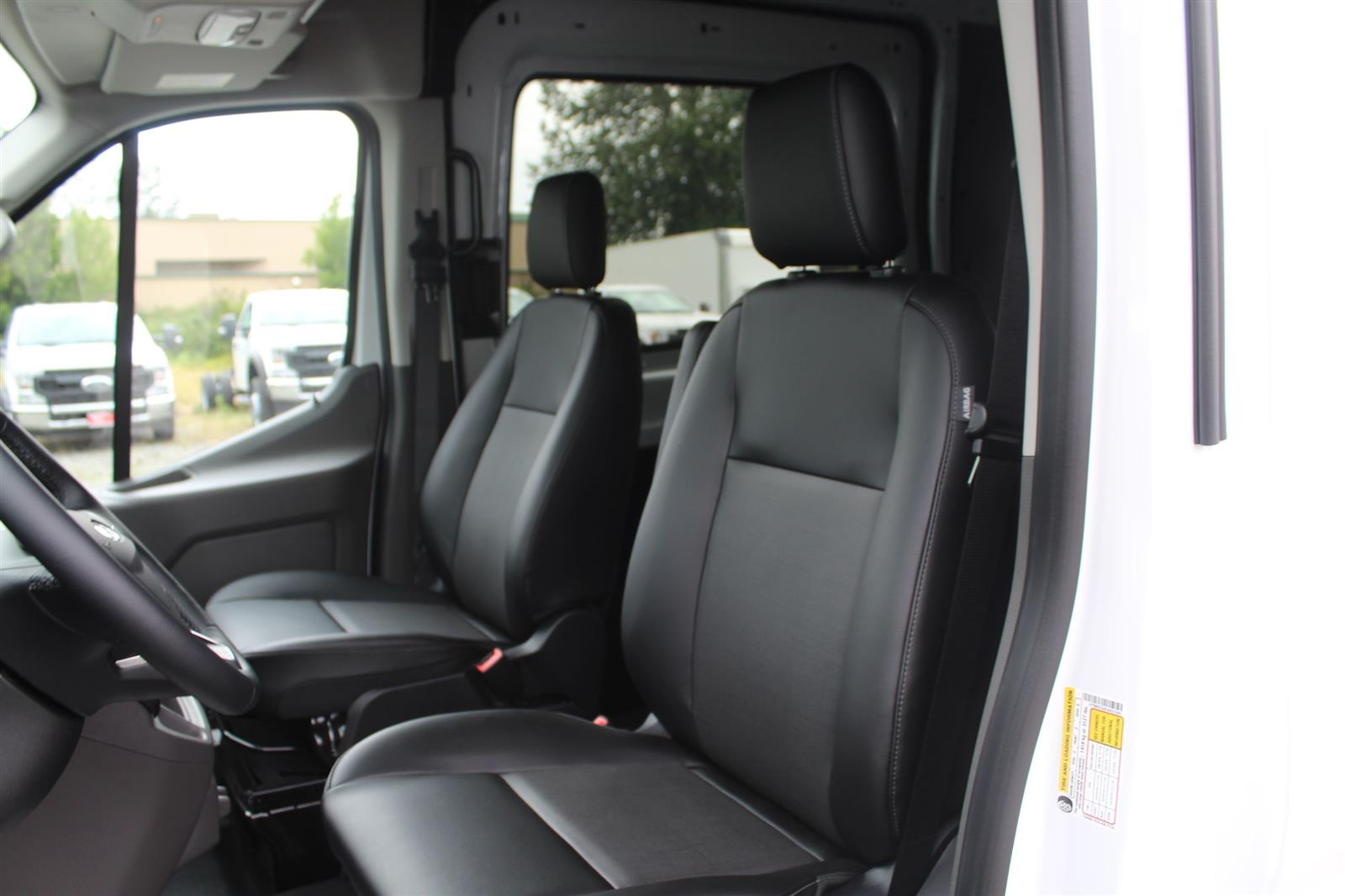 2020 Ford Transit 250 Med Roof AWD, Empty Cargo Van #E9352 - photo 16