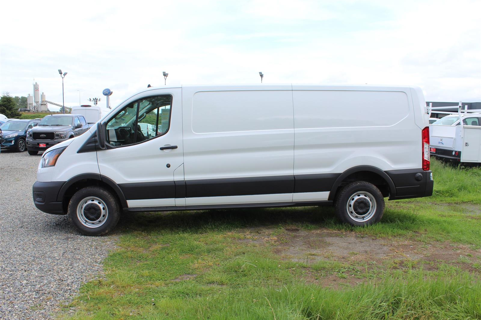 2020 Ford Transit 250 Low Roof RWD, Empty Cargo Van #E9353 - photo 10