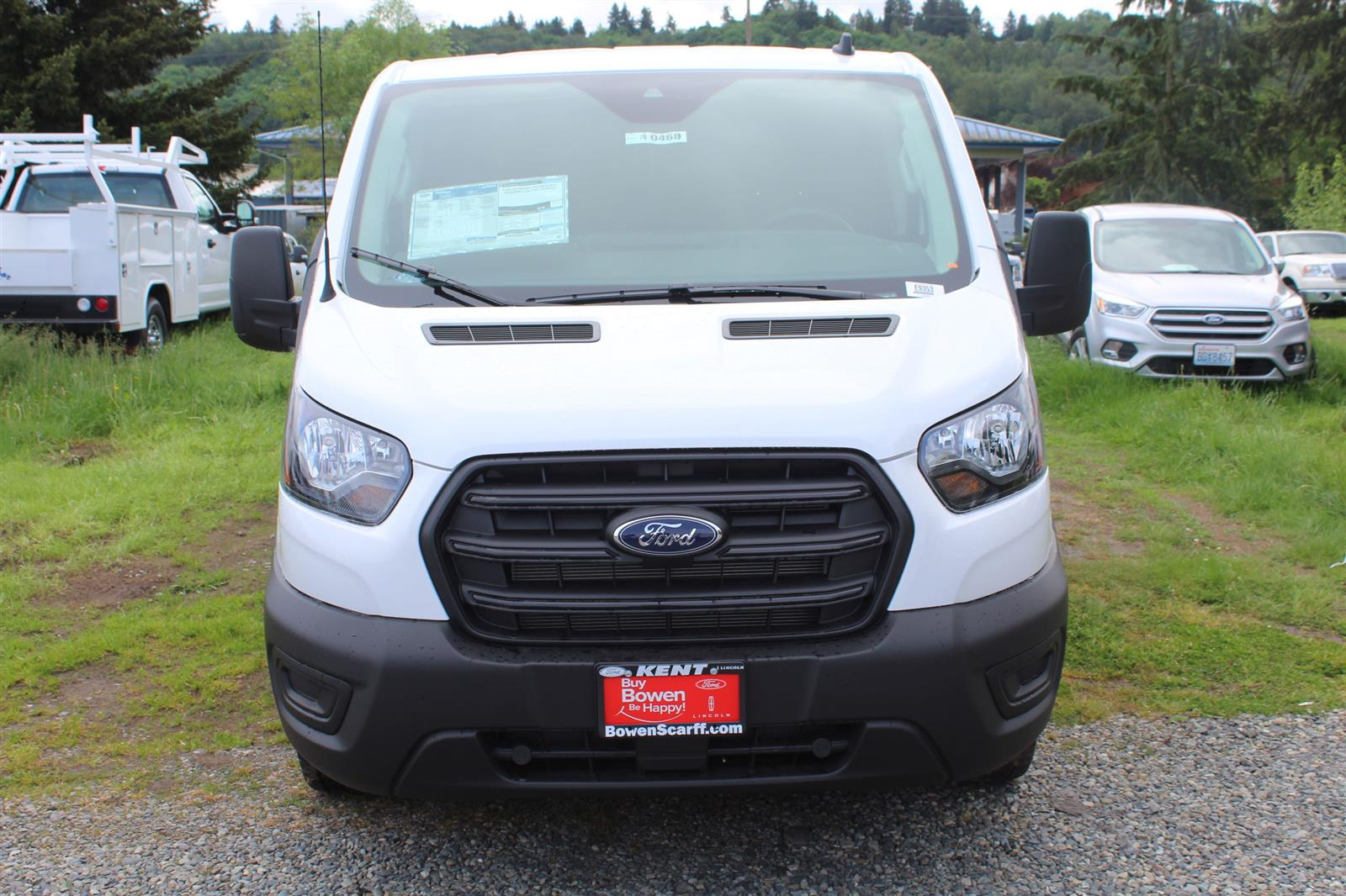 2020 Ford Transit 250 Low Roof RWD, Empty Cargo Van #E9353 - photo 3