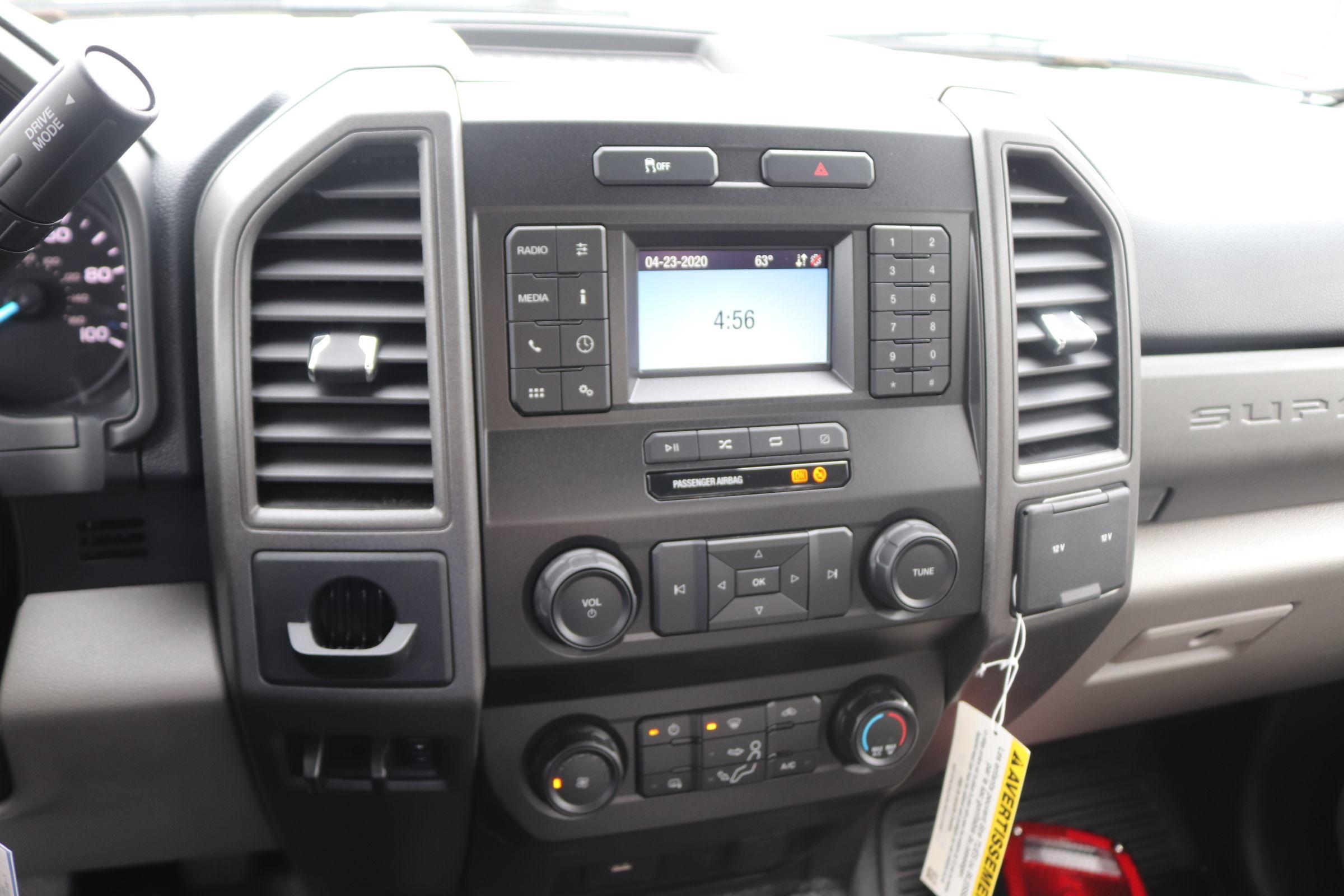 2020 F-350 Regular Cab DRW 4x2, Harbor TradeMaster Service Body #E9361 - photo 18