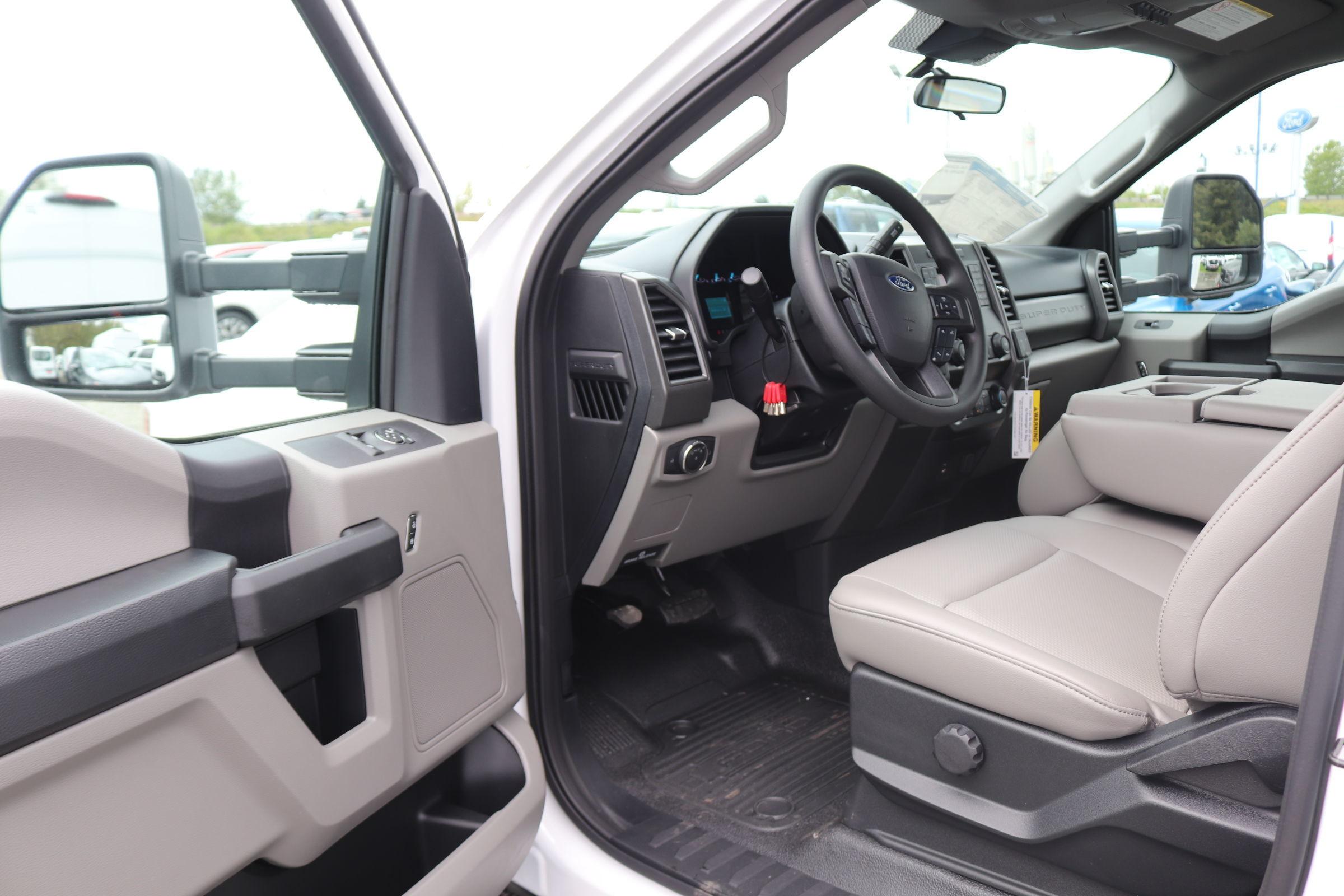 2020 F-450 Regular Cab DRW 4x2, Scelzi SCTFB Contractor Body #E9381 - photo 12