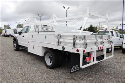 2020 F-450 Super Cab DRW 4x4, Scelzi CTFB Contractor Body #E9414 - photo 2