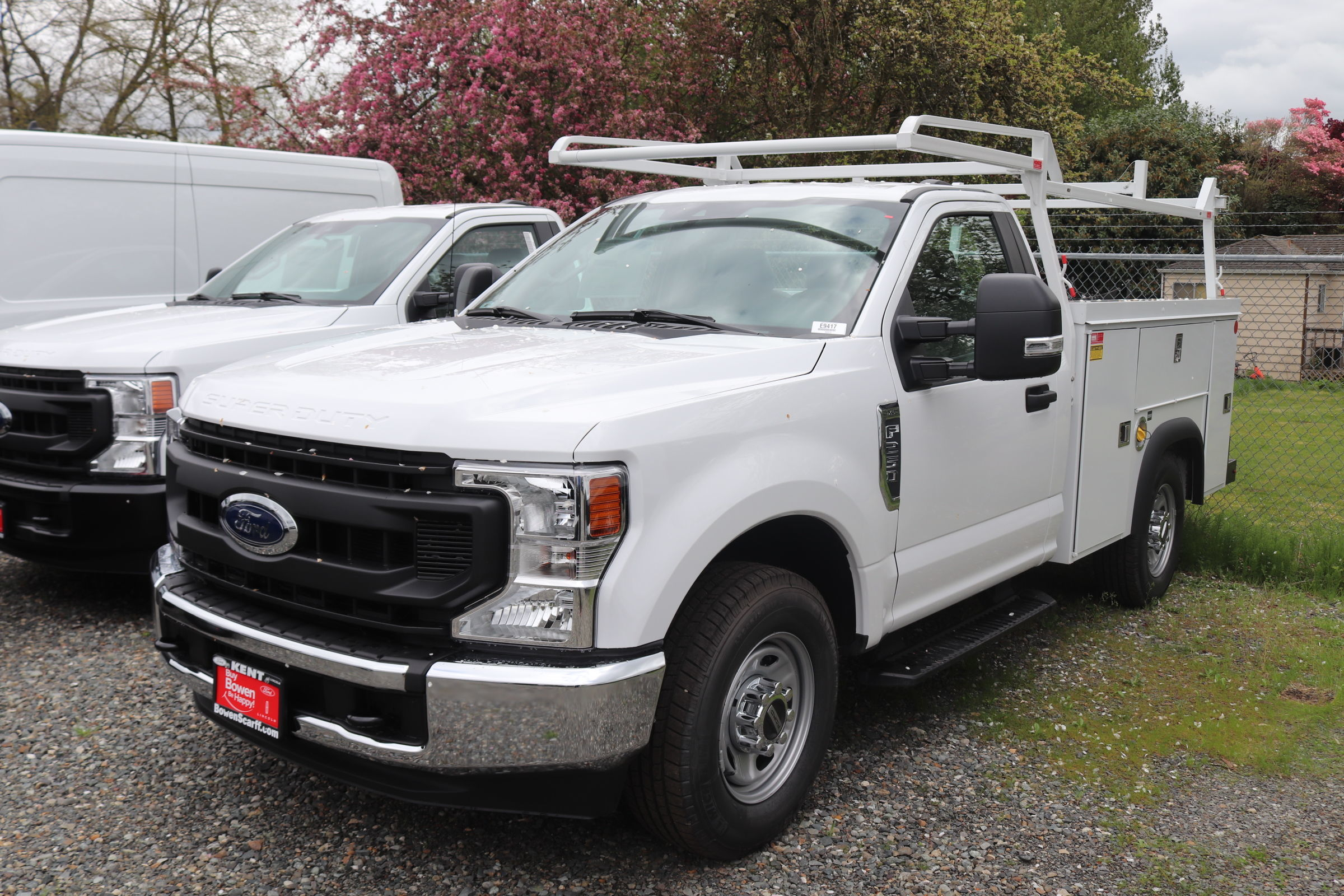 2020 F-250 Regular Cab 4x2, Monroe Service Body #E9417 - photo 1