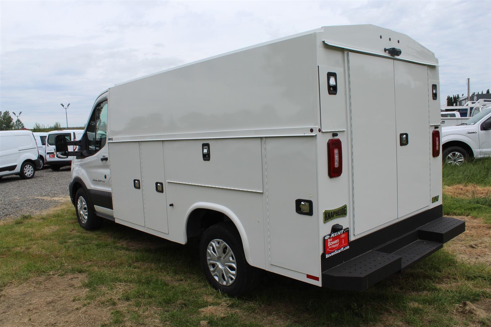 2020 Ford Transit 350 RWD, Knapheide Service Utility Van #E9423 - photo 1