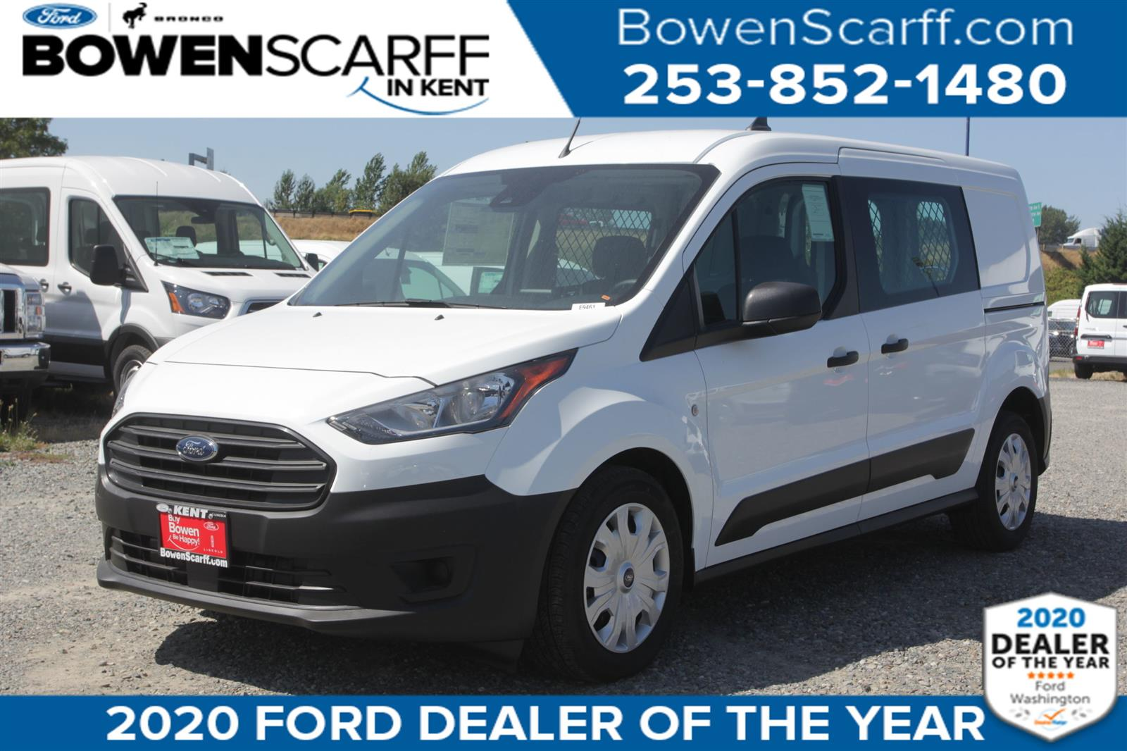 2020 Ford Transit Connect, Empty Cargo Van #E9437 - photo 21