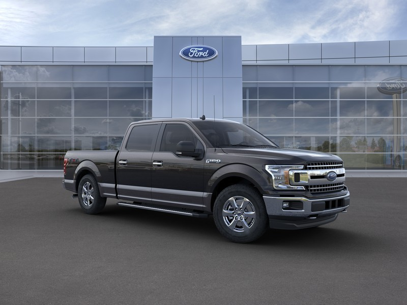 2020 Ford F-150 SuperCrew Cab 4x4, Pickup #E9439 - photo 7