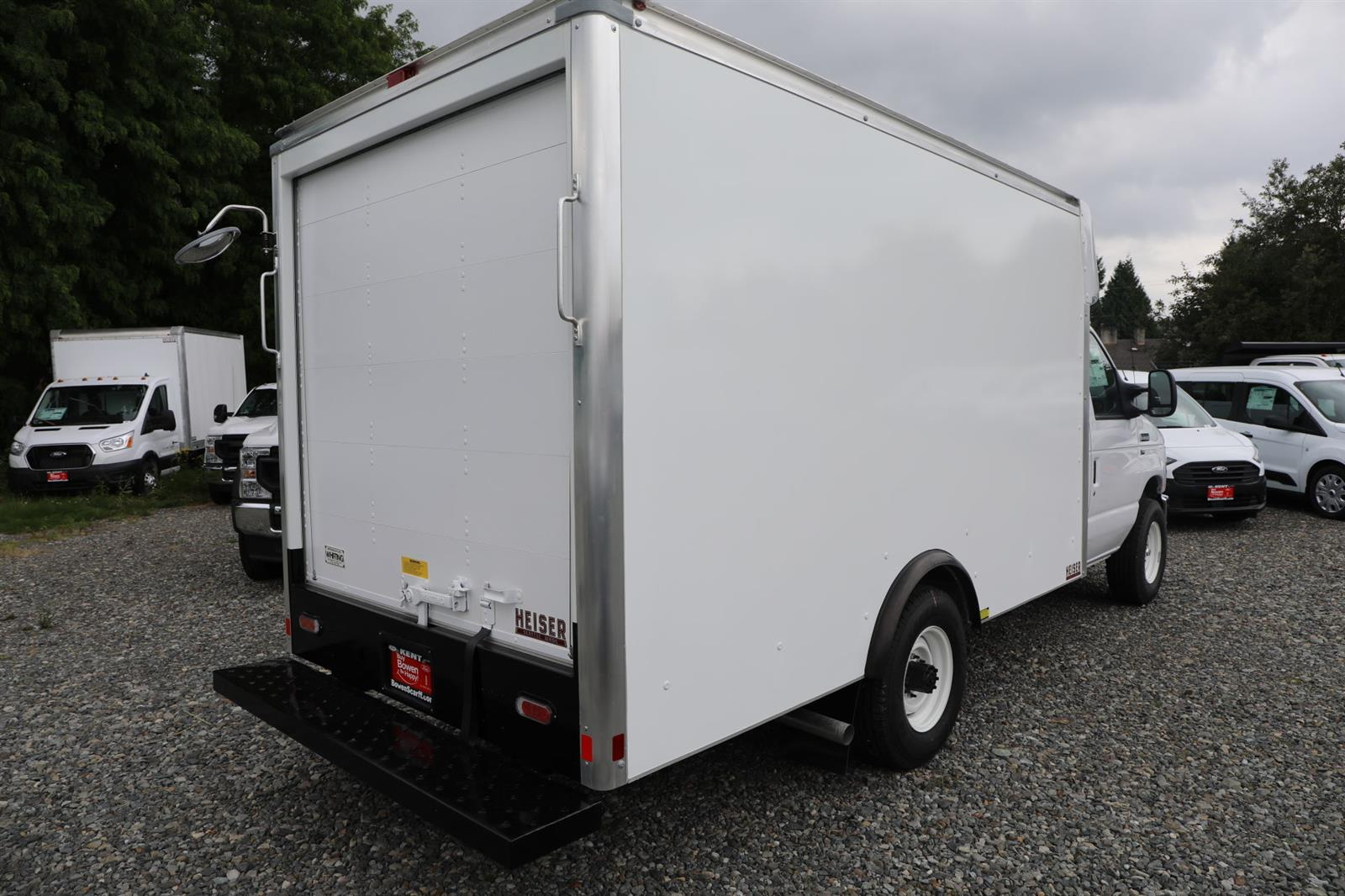 2019 Ford E-350 4x2, Supreme Spartan Cargo Cutaway Van #E9453 - photo 6